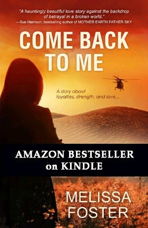 Come Back to Me by @MelissaFoster
