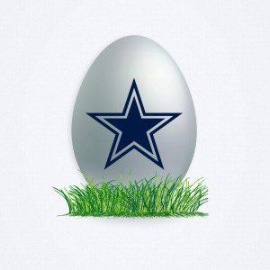 Dallas Cowboys Easter Egg