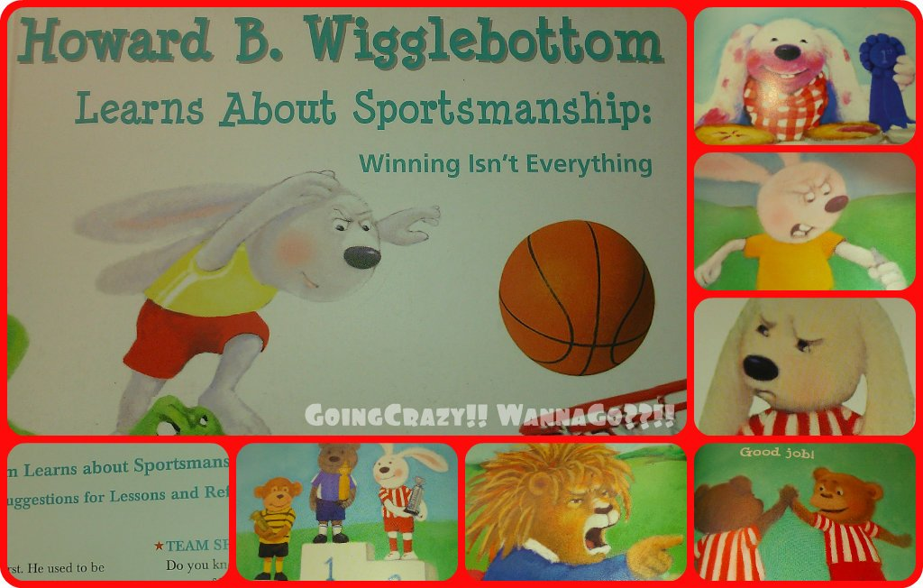 Howard B Wigglebottom Learns About Sportsmanship: Winning Isn't Everything