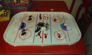 NHL® HOCKEY TOYS: BLACKHAWKS® VS. REDWINGS®