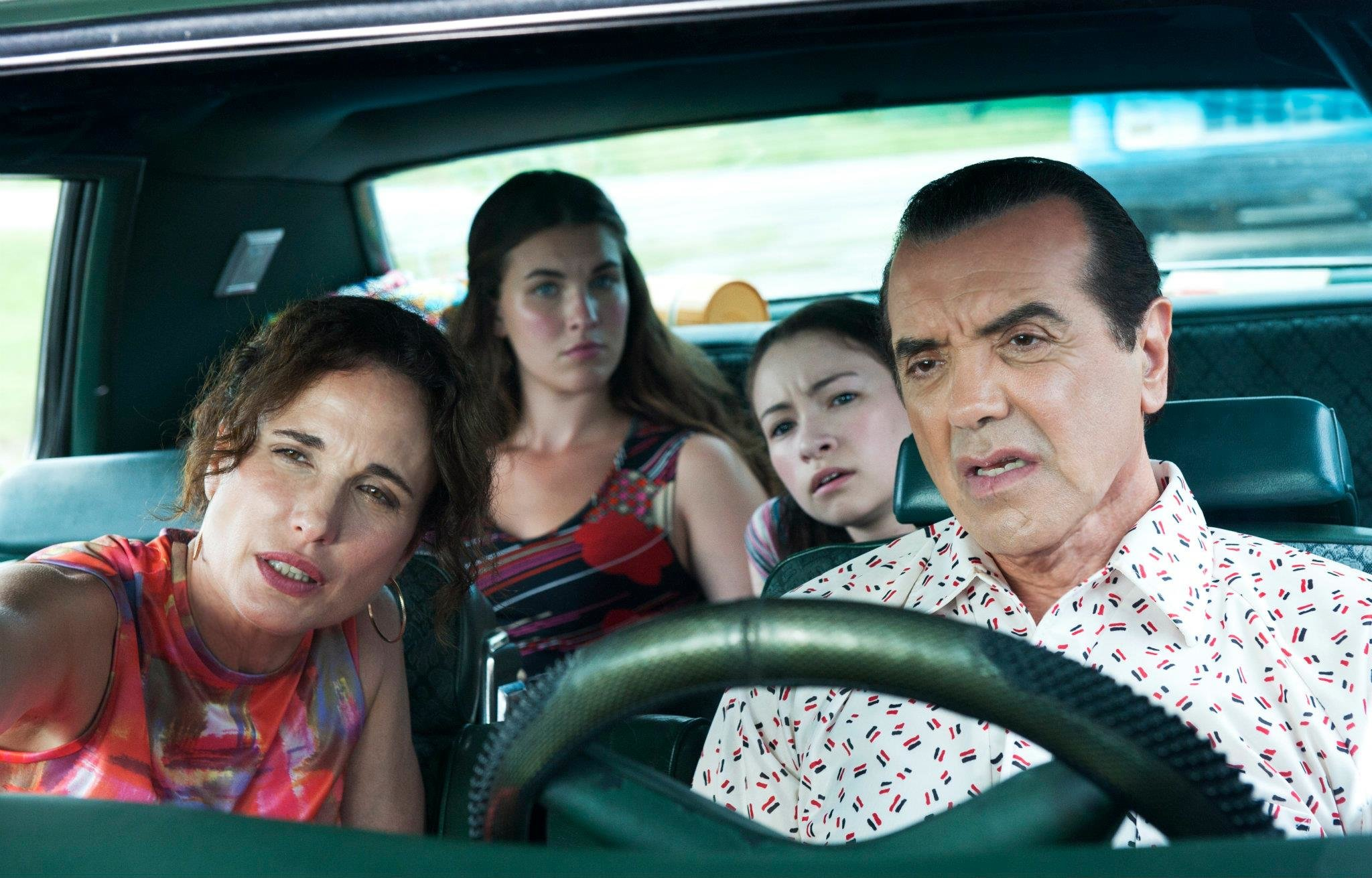 The Fine family - Mighty Fine hit select theaters on May 25th