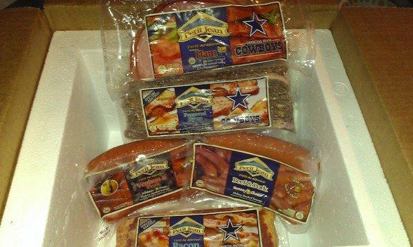 Petit Jean Meats package online