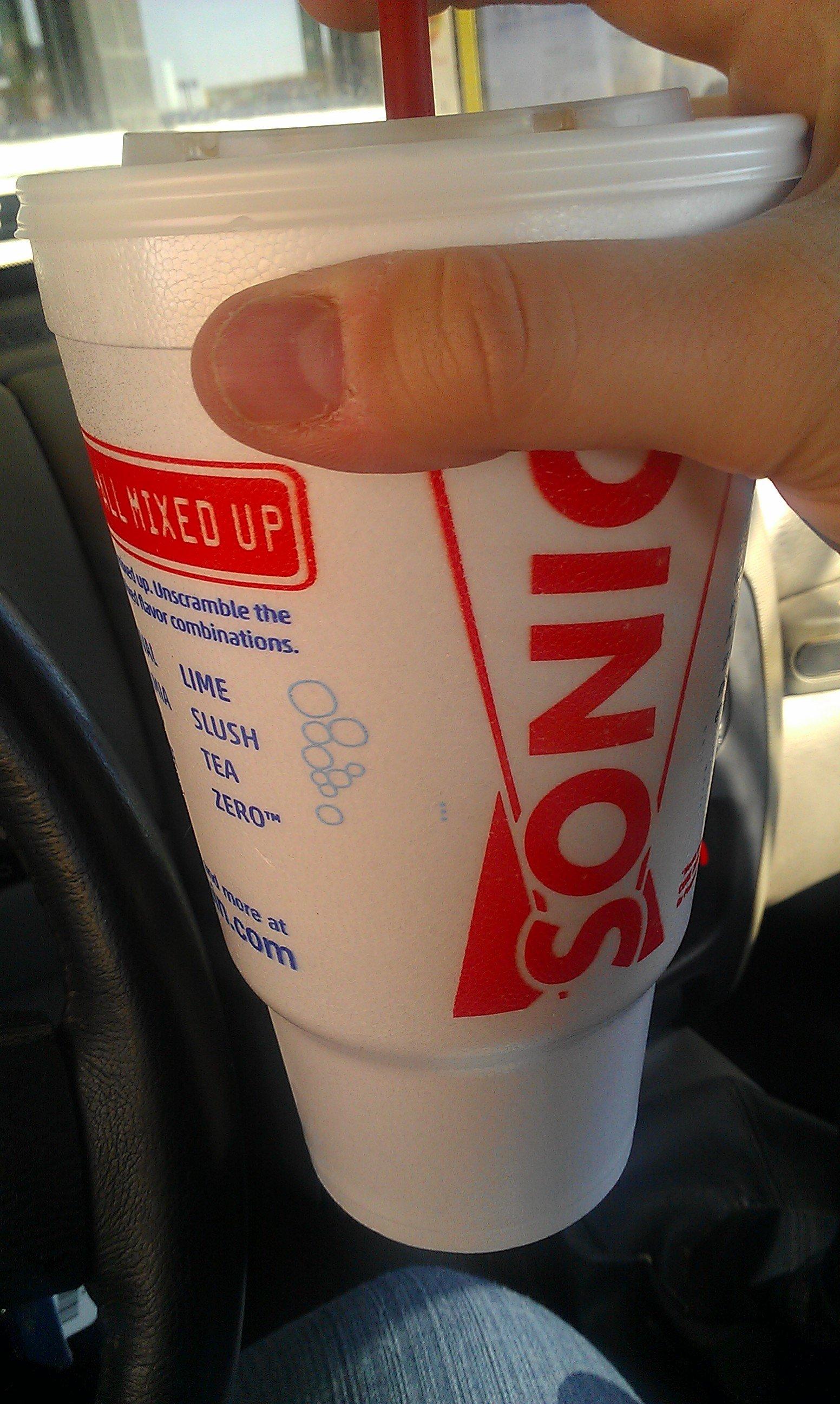 Sonic Diet Coke