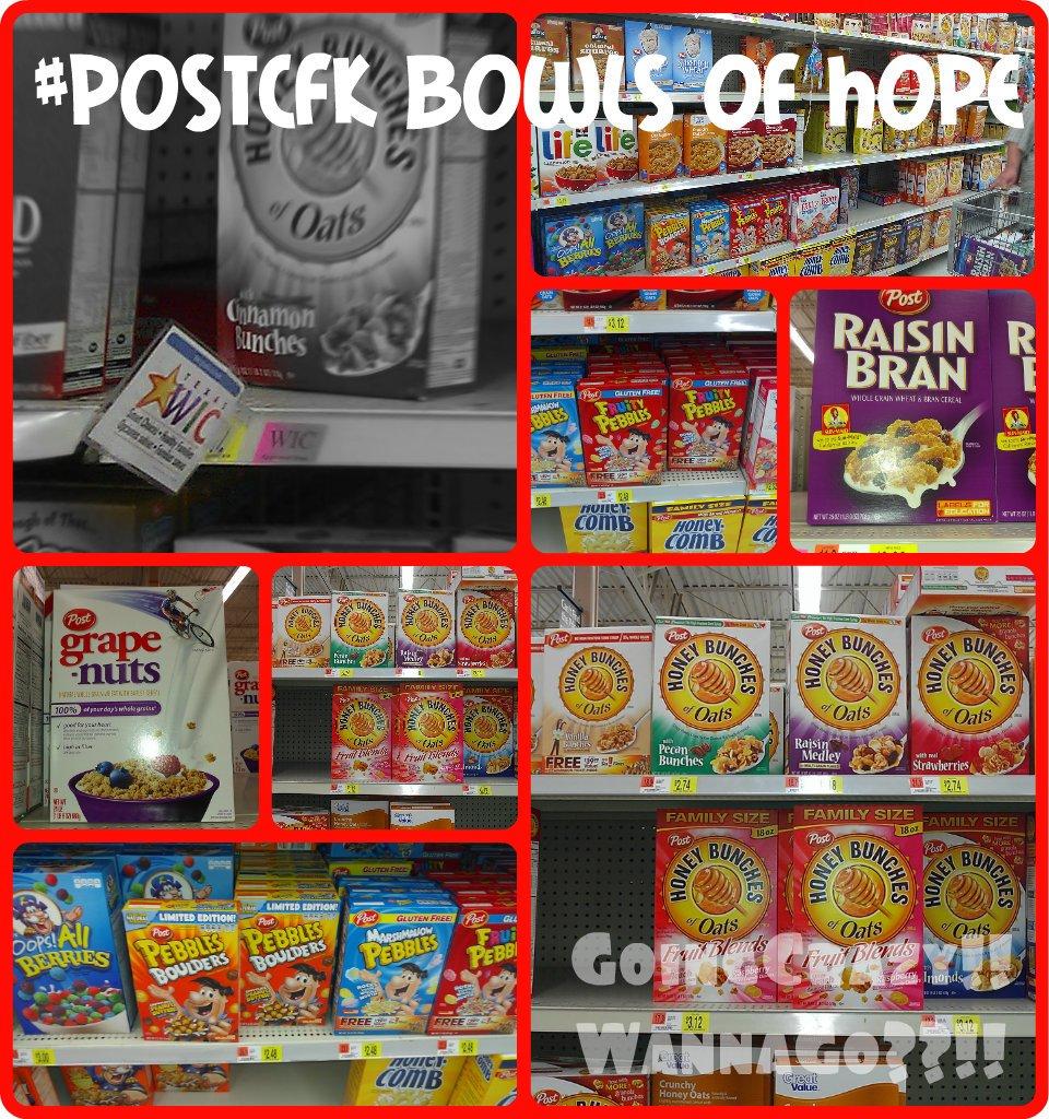 #PostCFK Bowls of Hope