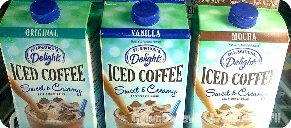 International Delight Iced Coffee {Amp Up Your Iced Coffee with International Delight} #IcedDelight