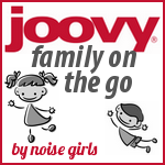 Joovy Family On the Go @noisegirls #Joovy Giveaway {July 9-30}