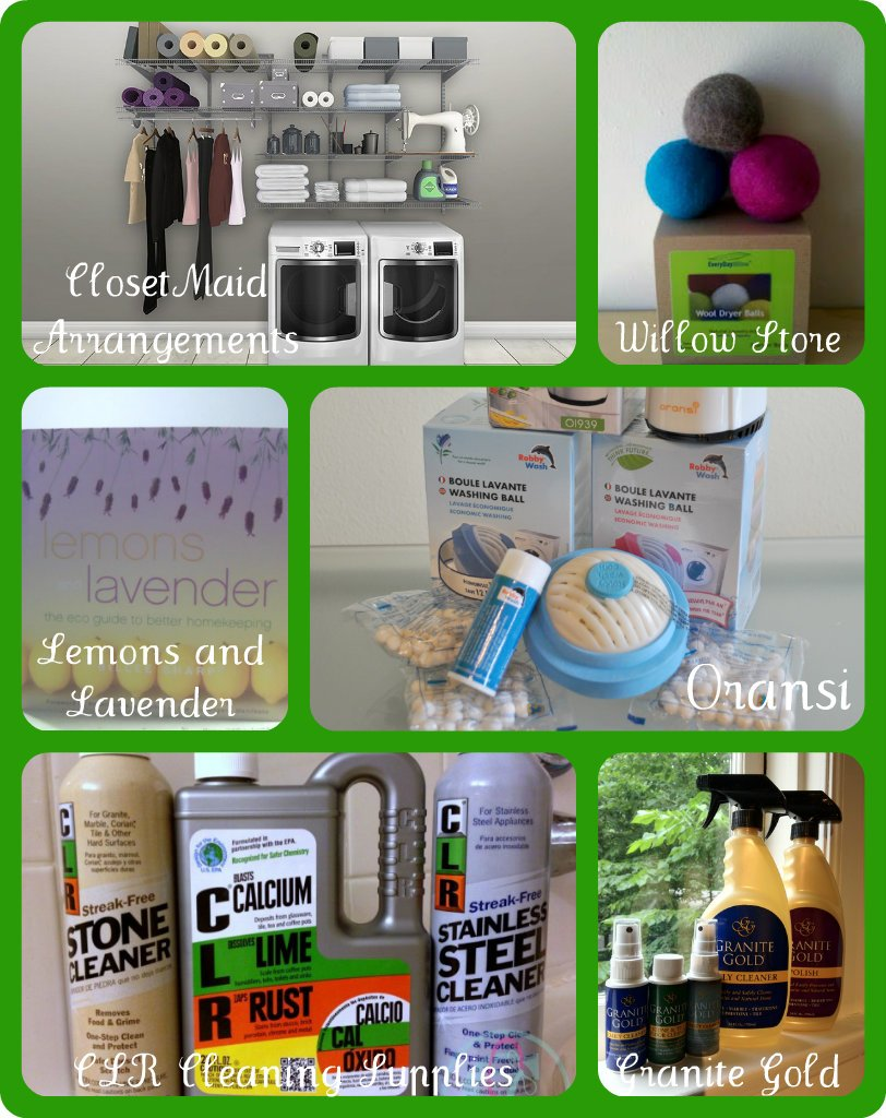 Laundry Room Package from @NoiseGirls #AroundtheHouse Giveaway