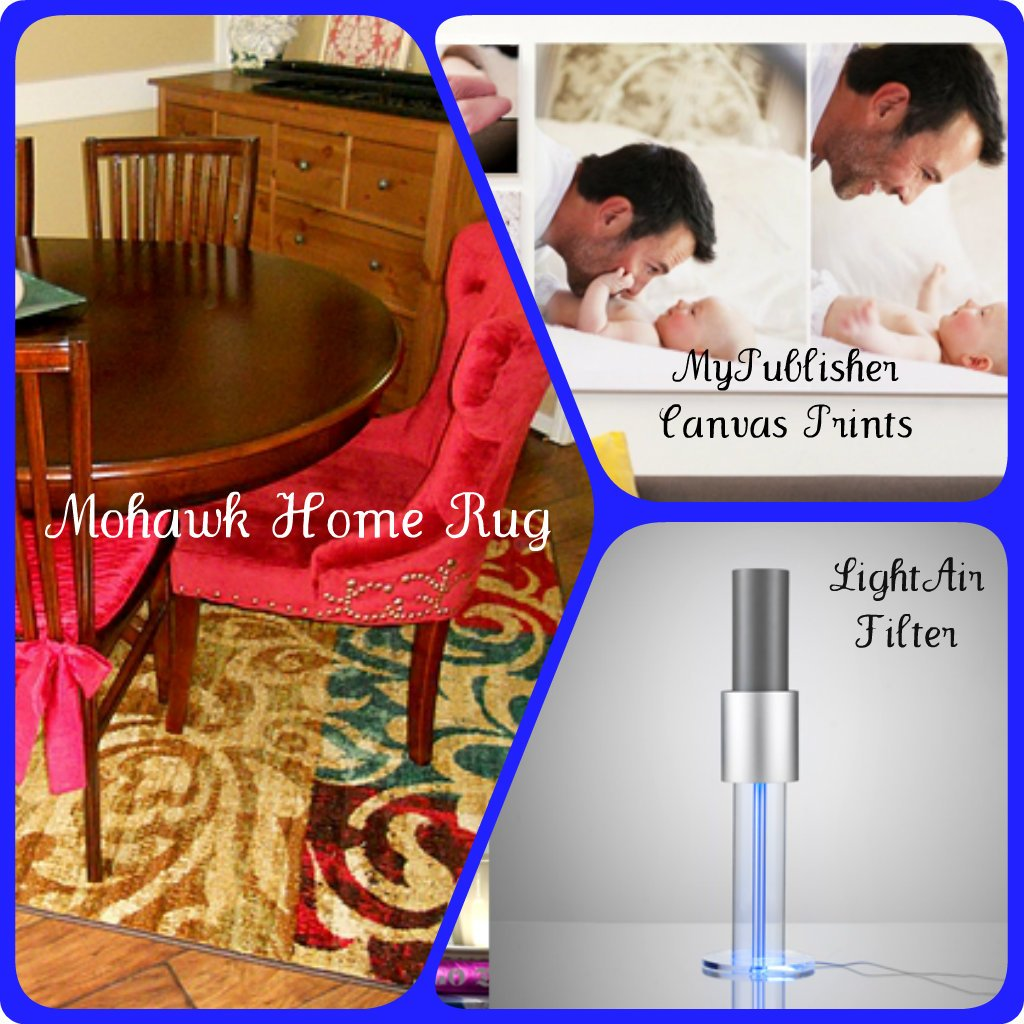 Living Room Package from @NoiseGirls #AroundtheHouse Giveaway