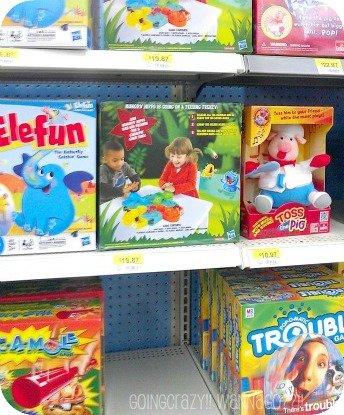 Hasbro games at Walmart - Hasbro Game Night