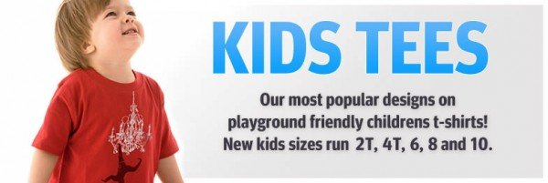 Headline shirts for kids - Funny T-Shirts for Kids