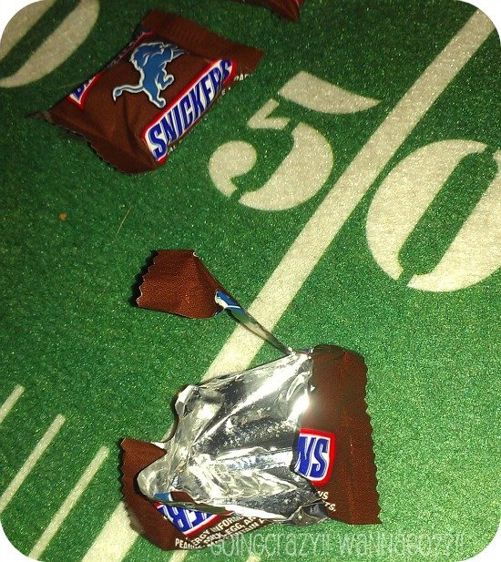 Injured Detroit Lions #SnickersMinis #CBias