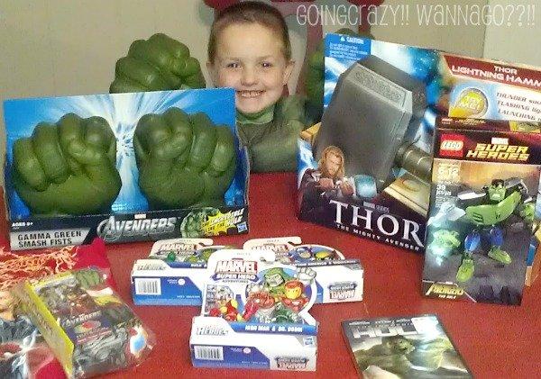 Avengers Party #MarvelAvengersWMT
