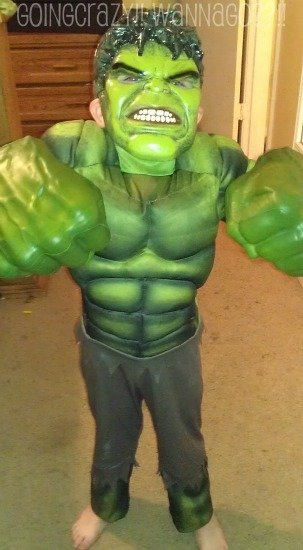 Hulk SMASH #MarvelAvengersWMT