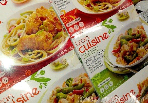 Lean Cuisine Asian flavors #FrozenFavorites
