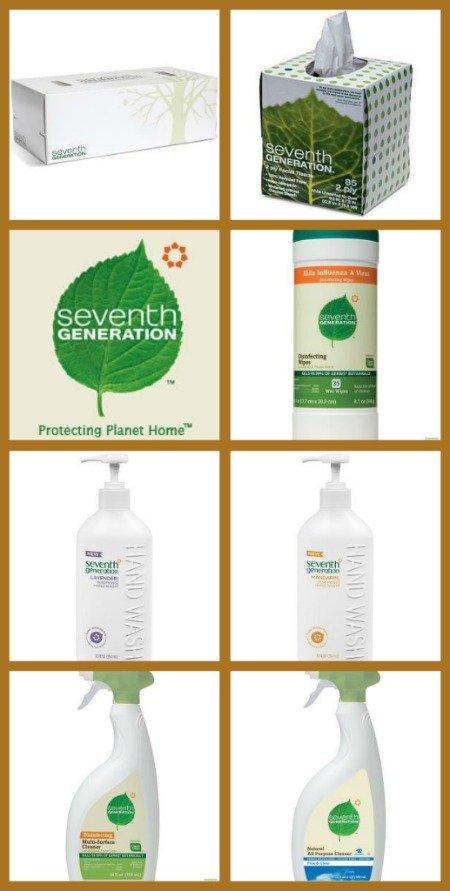 Cold & Flu Season Prize Pack - Seventh Generation #HoppinHalloween