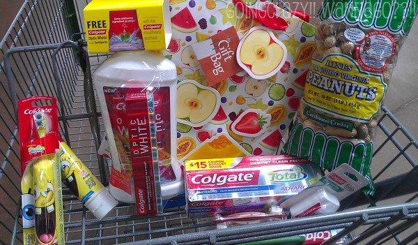 Colgate oral care shopping #ColgateTotal4Health