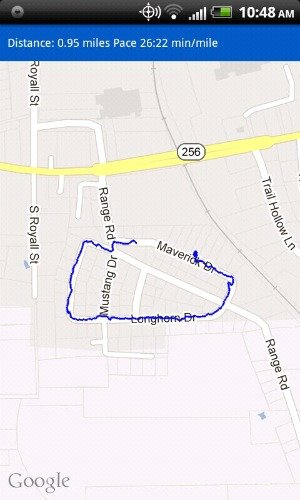 Couch to 5k map #CBias