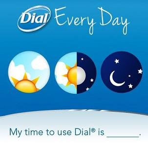 Dial soaps every day #DialCFK