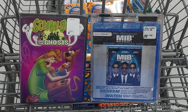 Ghosts and Aliens - movies for family #SeeMIB3 #ScoobyDoo