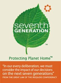Seventh Generation - Protecting Planet Home