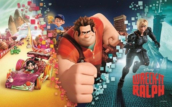 Wreck It Ralph in theaters 11/2 #WreckItRalph