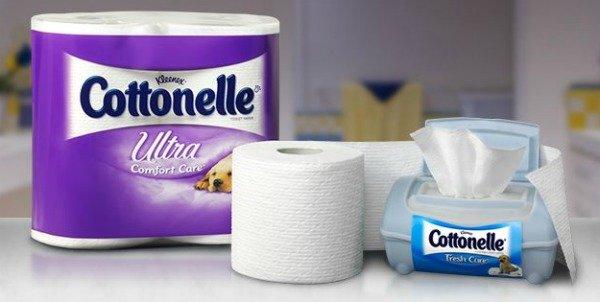 Cottonelle Care Routine