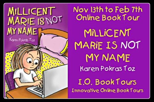 Millicent Marie is NOT My Name by Karen Pokras Toz {Book Tour}