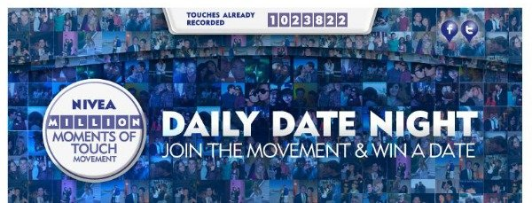 NIVEA Million Moments of Touch Movement #NIVEAmoments