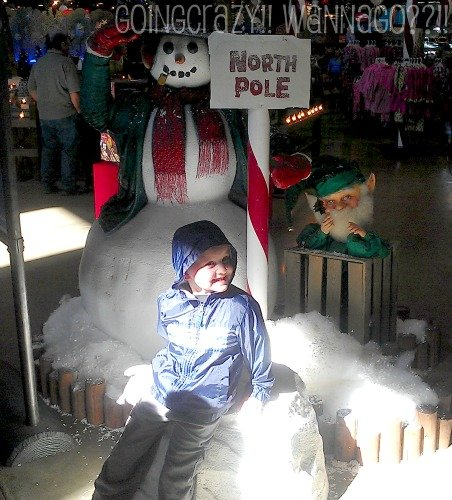North Pole at Bass Pro Shops #BB4Me