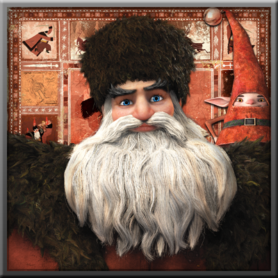 North (Santa Clause) #RiseoftheGuardians