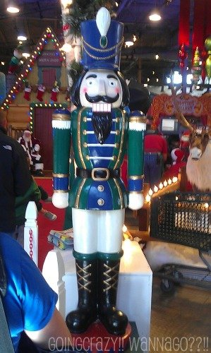 Nutcracker at Santa's Wonderland #BB4Me