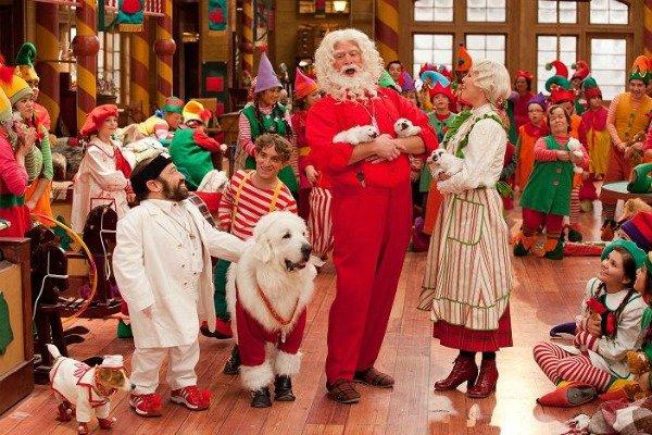 Santa's Workshop {Santa Paws 2: Santa Pups} #SantaPaws2