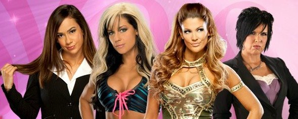 WWE Divas Facebook photo 1 #wwemoms