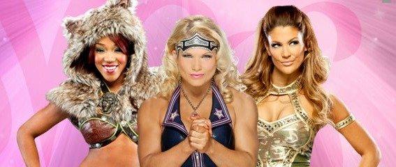 WWE Divas Facebook photo #wwemoms