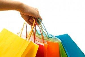 crazy Black Friday shopping