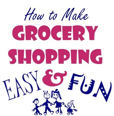 How to Make Grocery Shopping Easy & Fun #BetterTogether #cbias