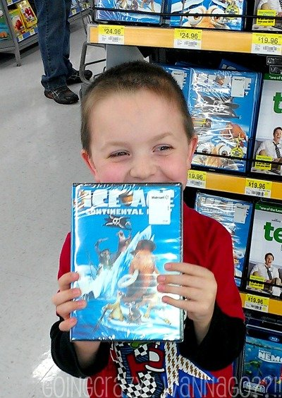 Ice Age: Continental Drift on Blu-Ray/DVD December 11, 2012 #Time4Family