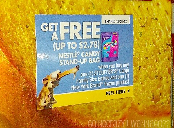 Nestle coupon for Family Movie Night #Time4Family