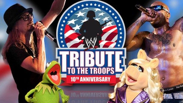 WWE Tribute to the Troops #wwemoms