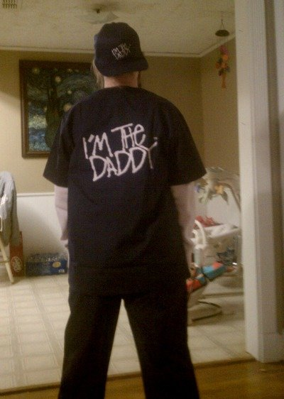 Daddy Scrubs - the scrubs