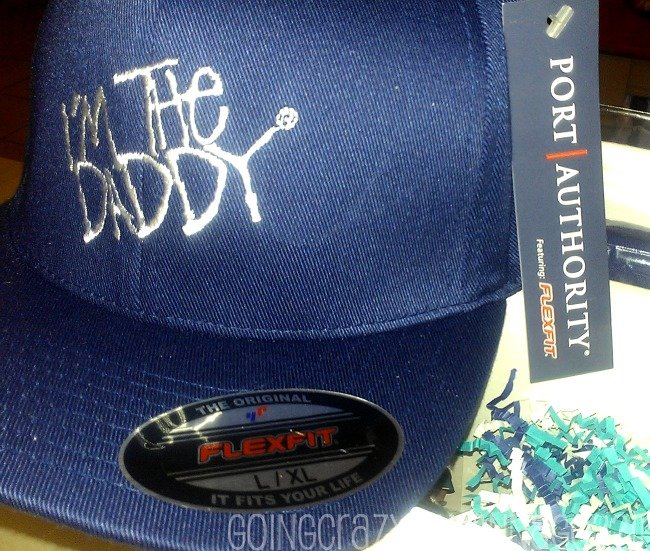 Daddy cap from Daddy Scrubs