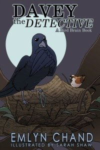 Davey the Detective by Emlyn Chand {Review}