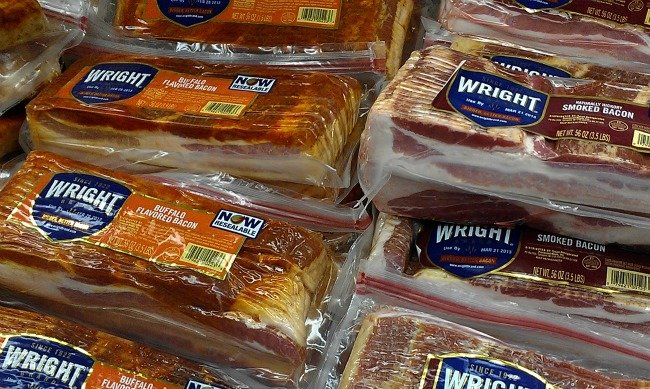 Wright brand bacon #MealsTogether