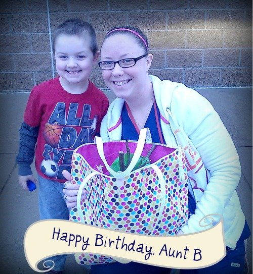 Happy Birthday Aunt B #NIVEAmoments
