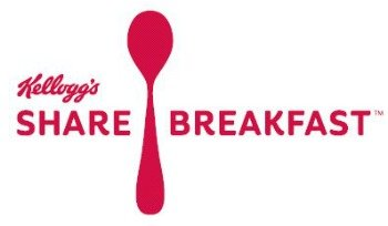 Kelloggs Share Breakfast logo #ShareBreakfast