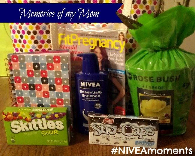 Memories of my Mom {special birthday present for my sister} #NIVEAmoments