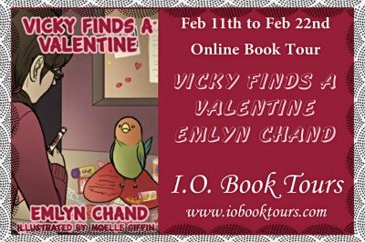 Vicky Finds a Valentine {Review & Tour}