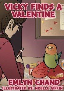Vicky Finds a Valentine {review}