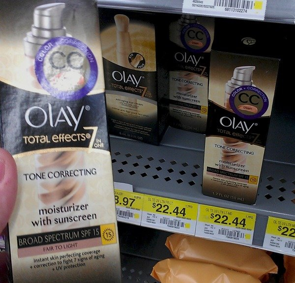CC Olay Total Effects 7 in One Tone Correcting cream