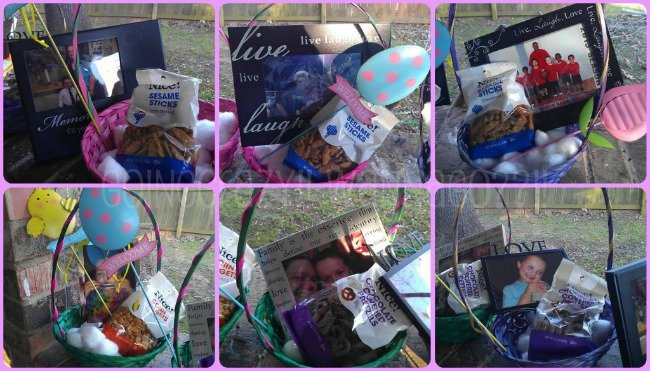 Easter baskets from Walgreens #HappyHealthy